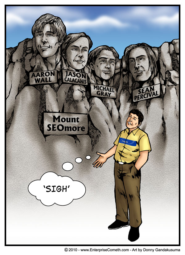 Mount SEOmore