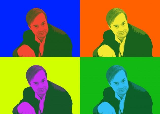 Jason Calacanis Warhol